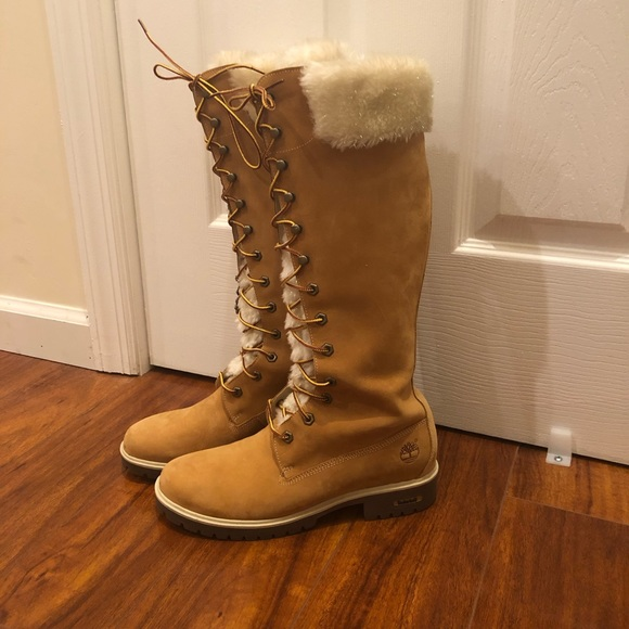 hot product best quality shop for luxury Timberland Premium Thigh High